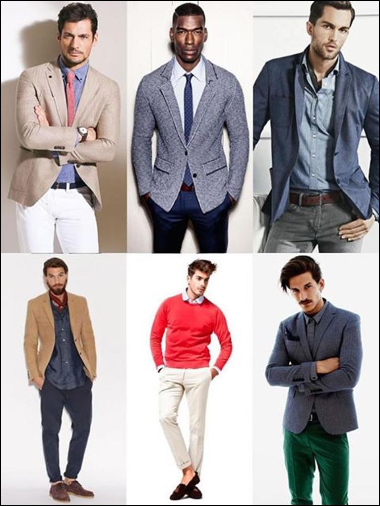 Что одевать на корпоратив мужчине