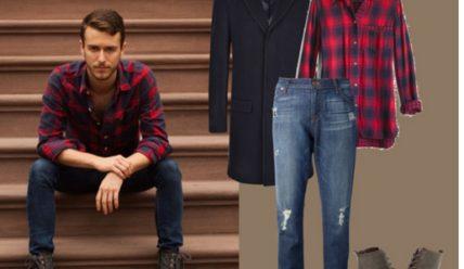 Одежда для худых мужчин: как создать стильный образ