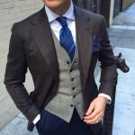 подобрать галстук к костюму
