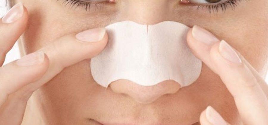 Как очистить поры на носу?