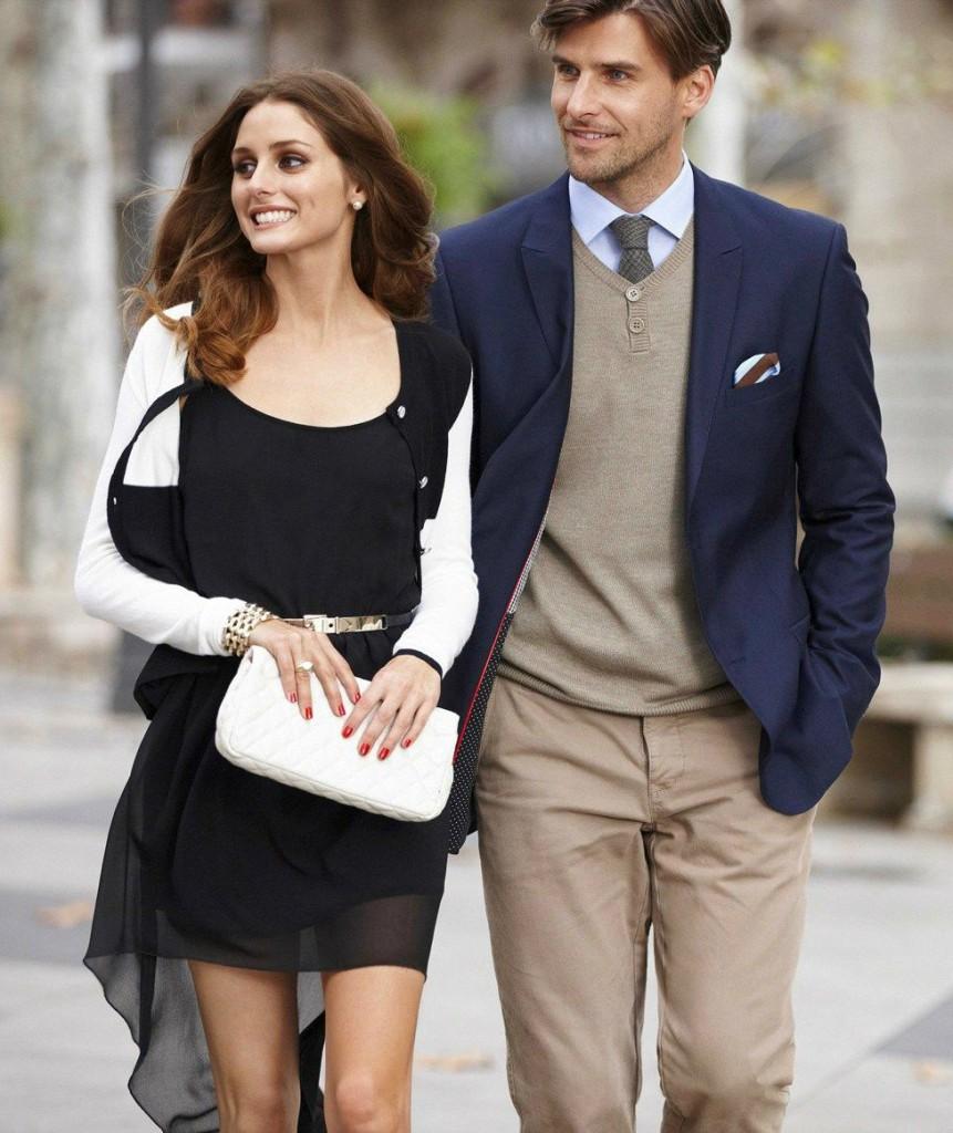как одеться на свидание мужчине