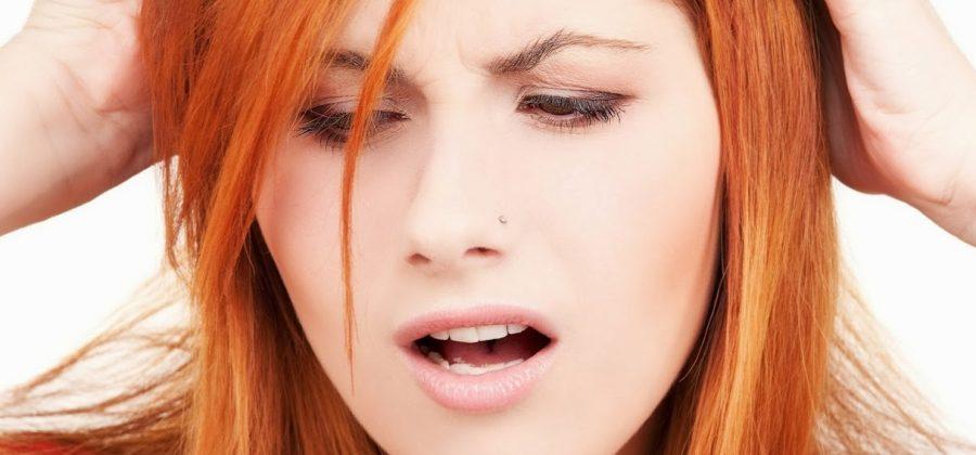 Прыщи на голове в волосах: как избавиться?