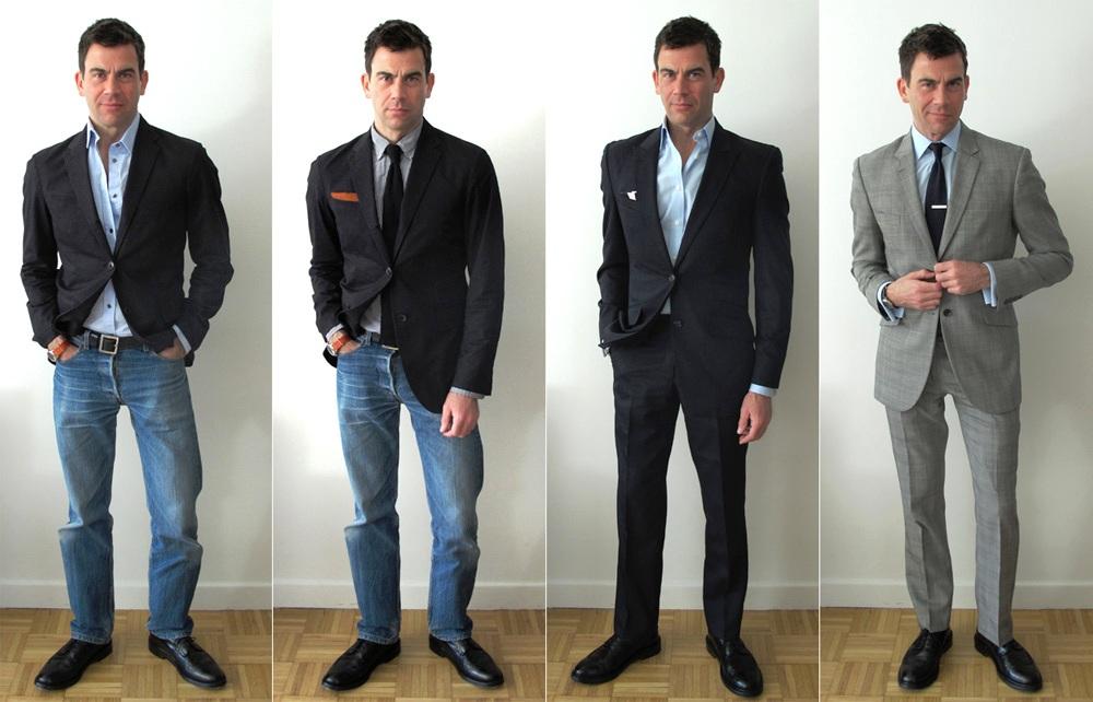 Как можно одеться мужчине на свадьбу