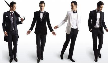 В чем пойти в театр мужчине, как одеться?