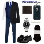 одеться на юбилей мужчине