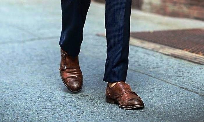 Какую обувь носить с мужским костюмом