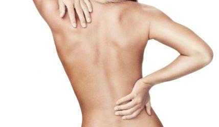 Почему болит кожа на спине без причин?