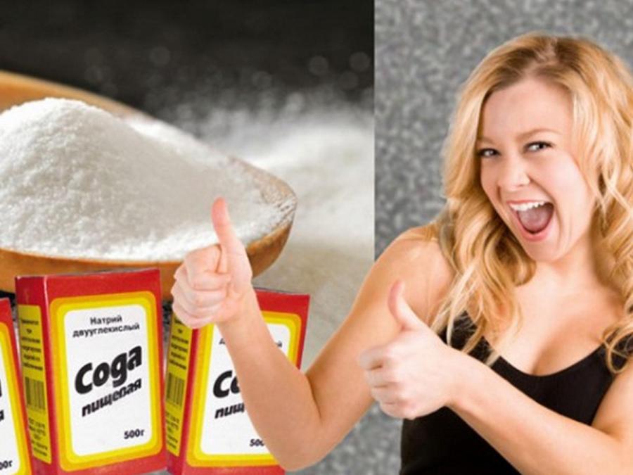 Как похудеть и избавиться от живота с помощью соды