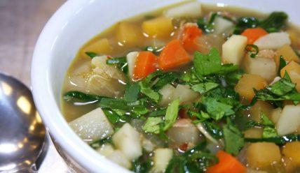 Суп из сельдерея: ТОП-10 рецептов для похудения