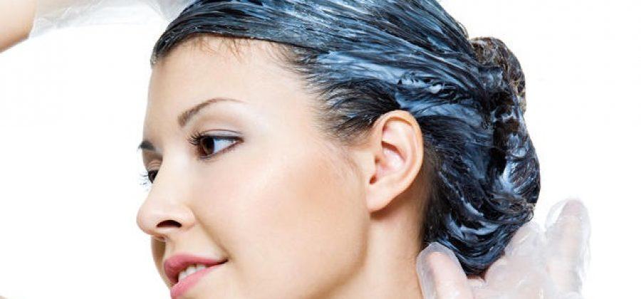 Как сделать кефирную смывку краски с волос?