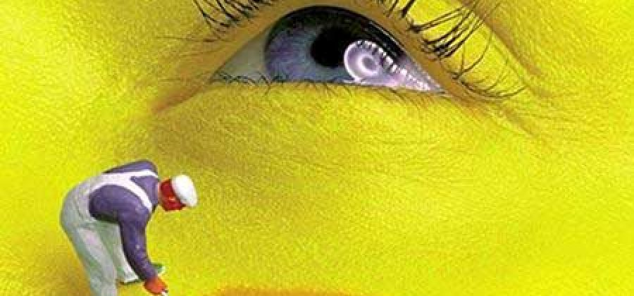 Почему у человека бывает желтый цвет лица?