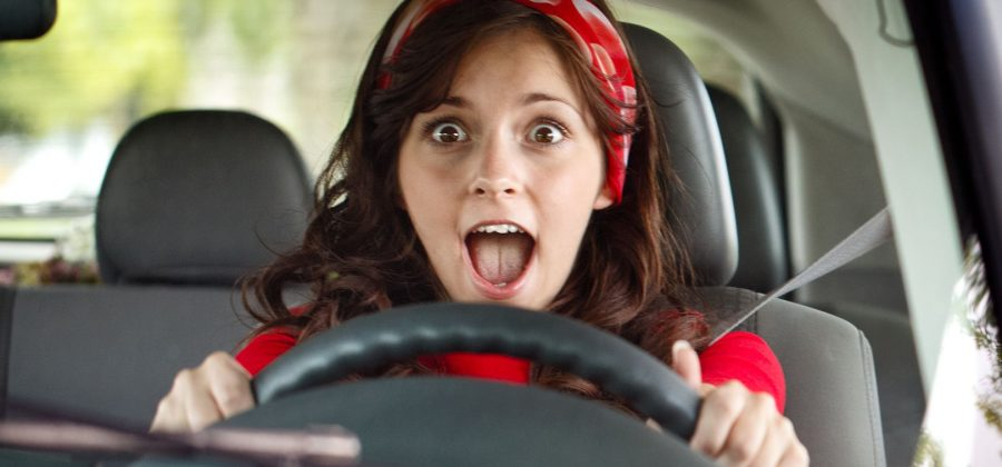 Водитель— женщина-новичок: как преодолеть страх?
