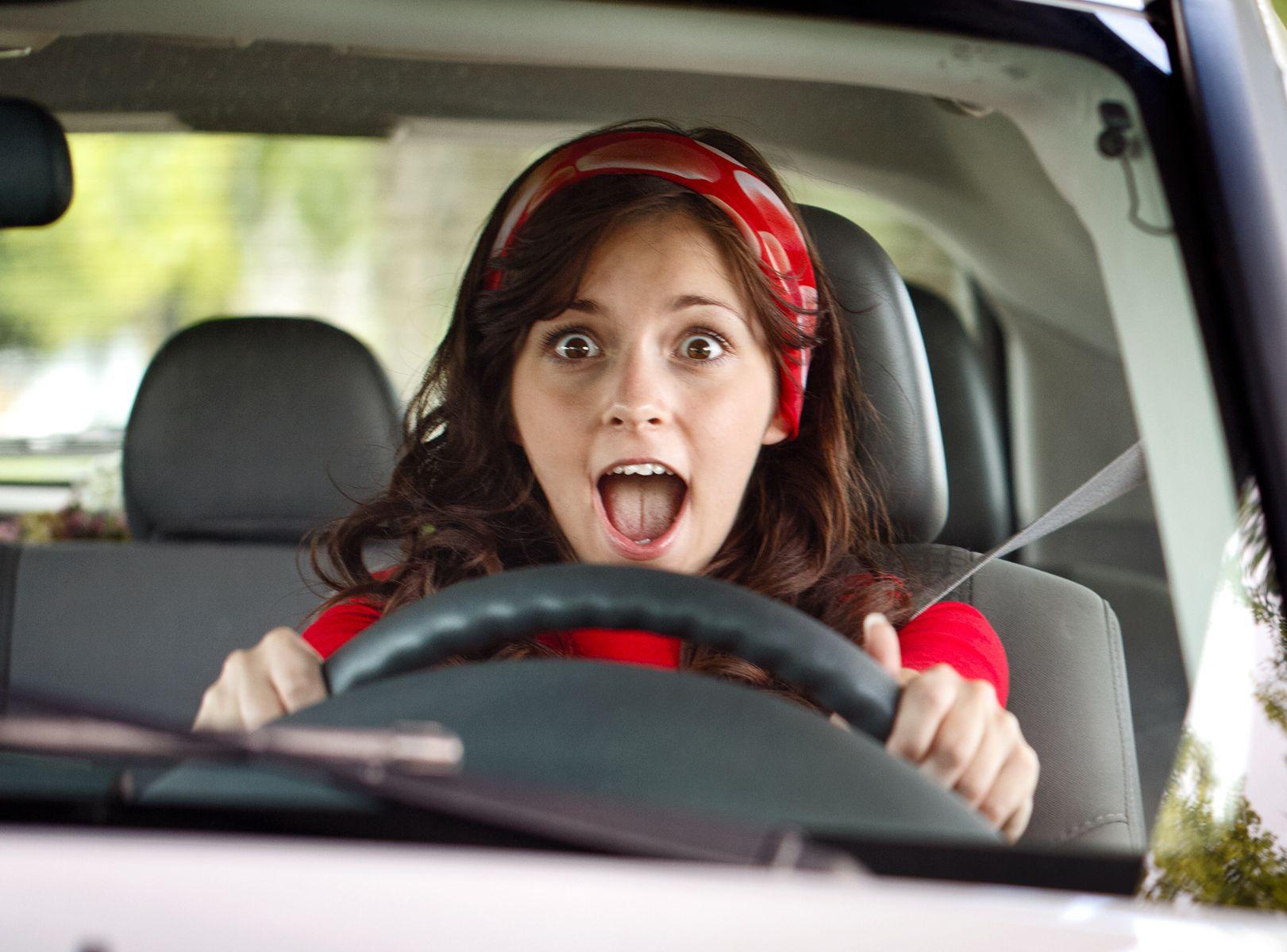 Как новичку преодолеть страх вождения автомобиля?