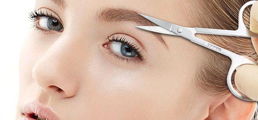 Подстригаем брови дома правильно: что нужно знать
