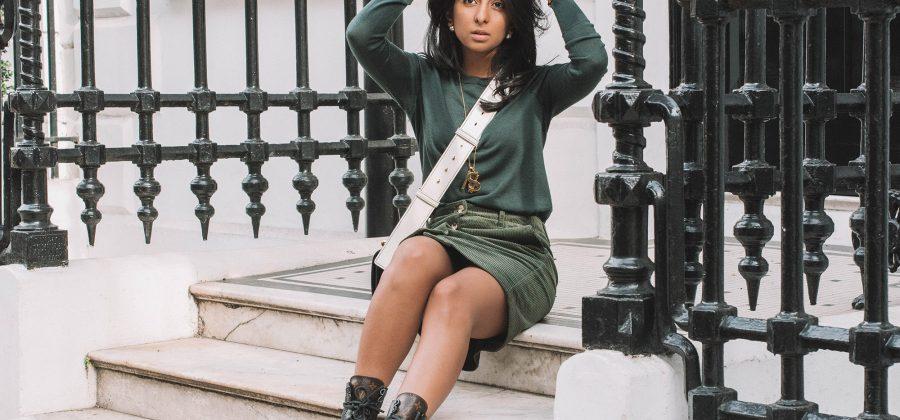 Какие бывают вельветовые юбки и с чем их можно носить