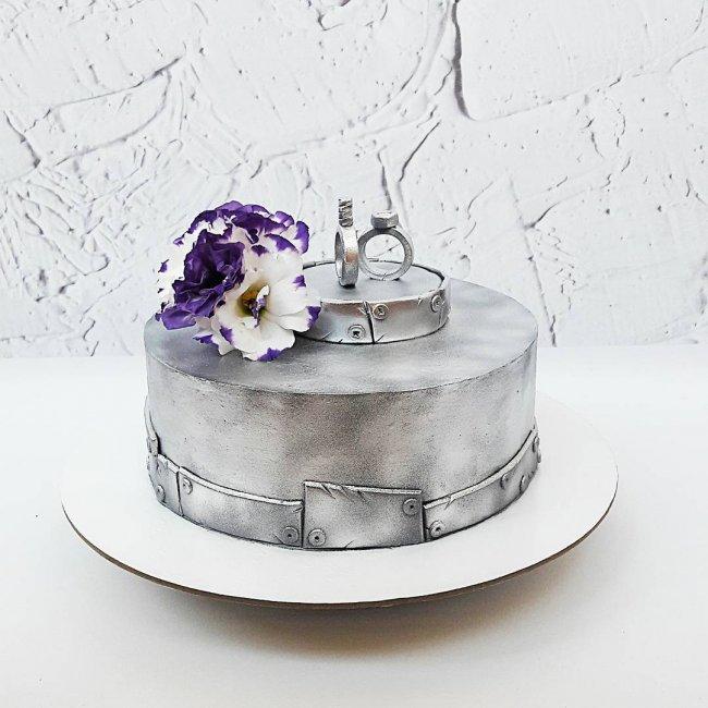 никелевый торт