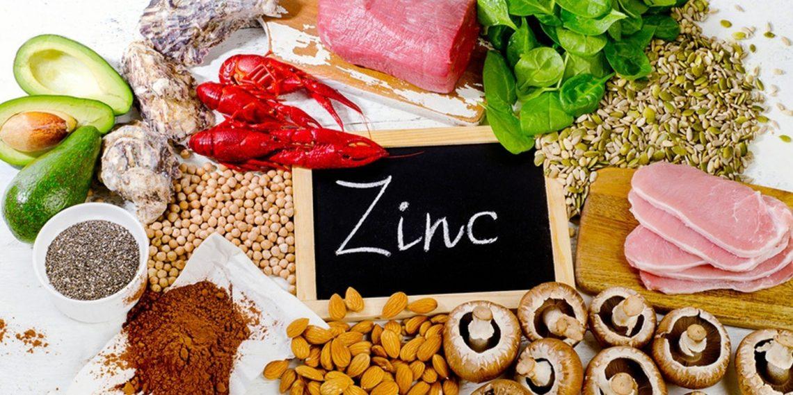 цинкосодержащие продукты