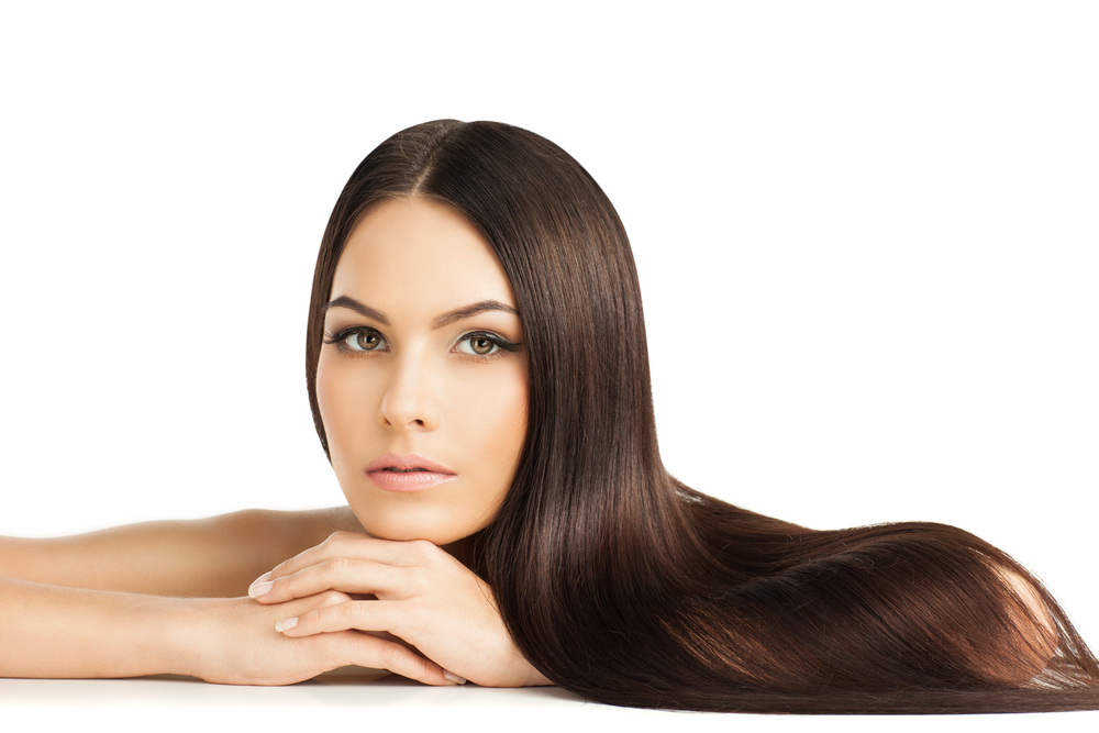 горячее обертывание волос эффект