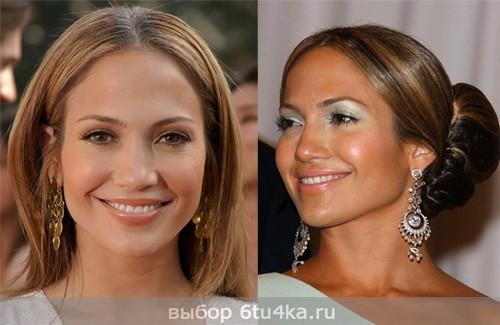 Дженнифер Лопес: макияж