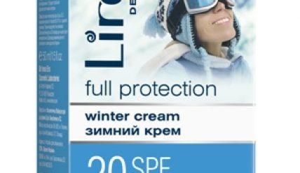 Зимний крем для лица Lirene