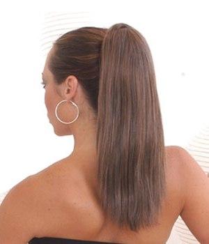 Накладные волосы: естественно!