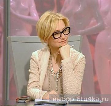Эвелина Хромченко в бежевом