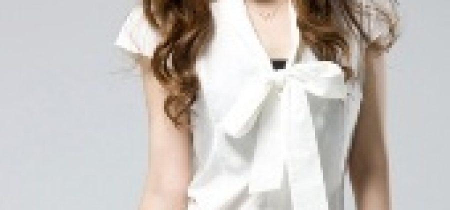 С чем носить белую рубашку?