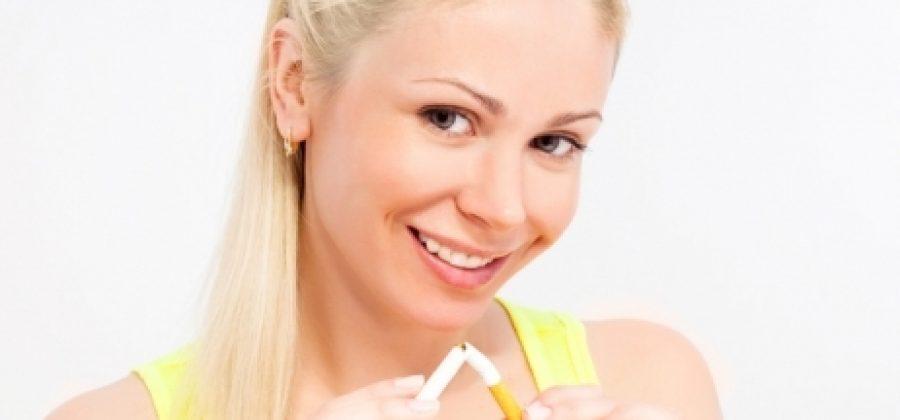 Как бросить курить с помощью соды?