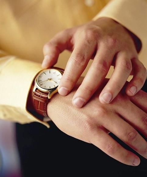 часы нравятся конкретному мужчине
