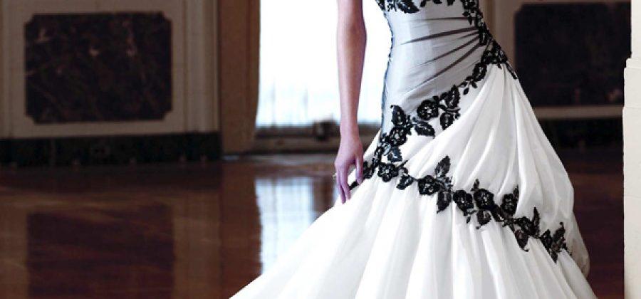 Цвет свадебного платья: как его выбрать?