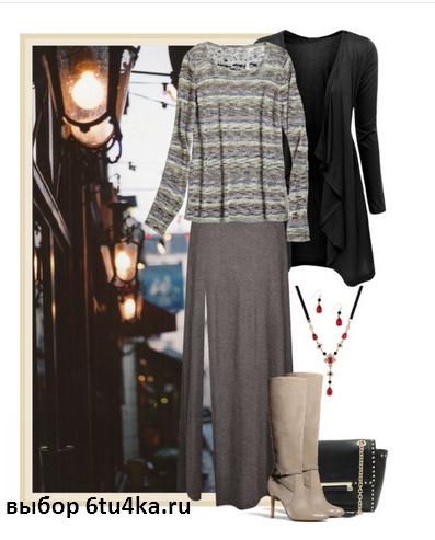 Длинная юбка на зиму: как выбрать теплую длинную зимнюю юбку
