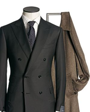 двубортный пиджак на 3х пуговицах
