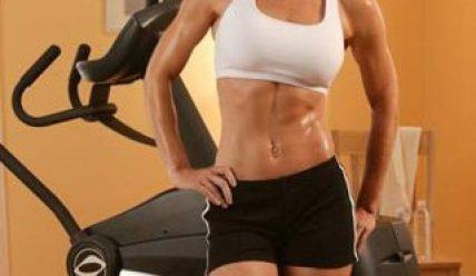 Фитнес-похудение силовыми методами