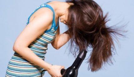 Как сушить волосы феном: без вреда и с блеском!