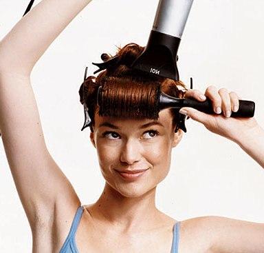 hair--dry
