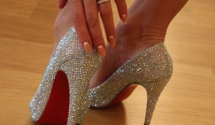 Как быстро разносить новые туфли?