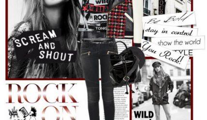 Как одеться на рок-концерт?