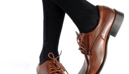 Как подобрать ботинки мужчине?