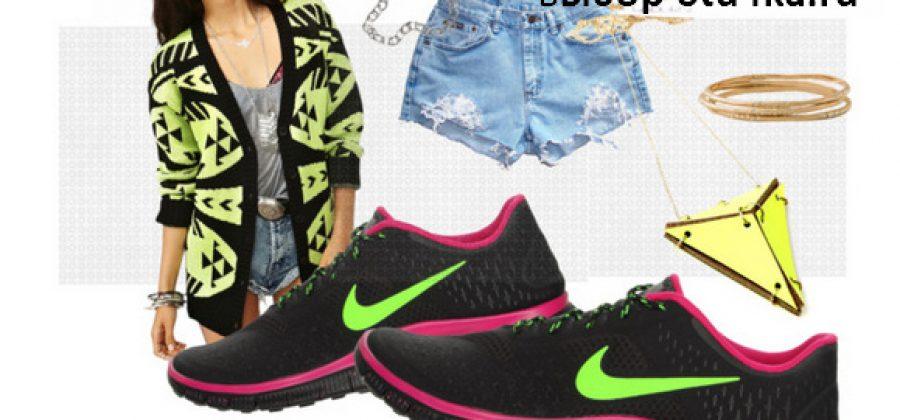 Какие кроссовки выбрать?
