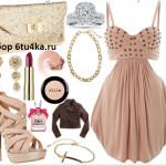 платье в ночной клуб, клубное платье