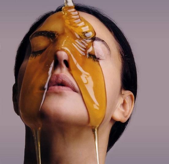 корица и мед для лица