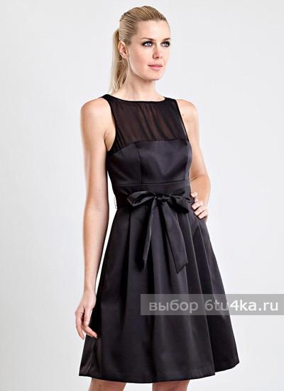 маленькое черное платье на выпускной