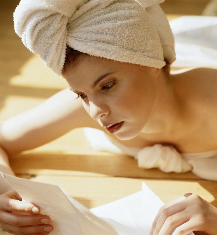 Как лечить волосы на голове от белых волос