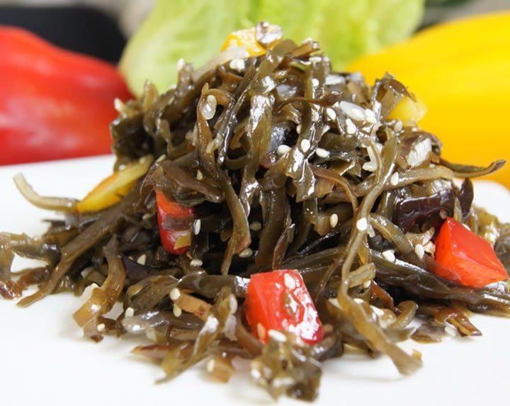 Как похудеть на морской капусте диета на морской капусте