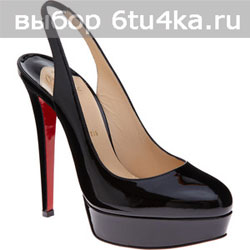 Туфли-мюли от известного дизайнера