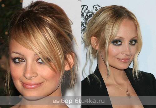 Николь Ричи: макияж