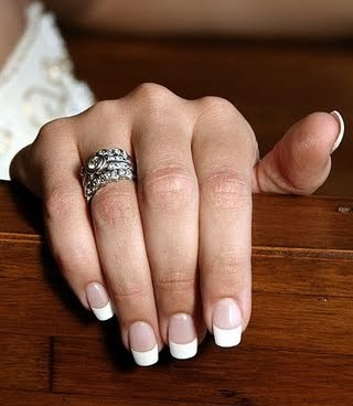 Френч - отличное решение к свадьбе