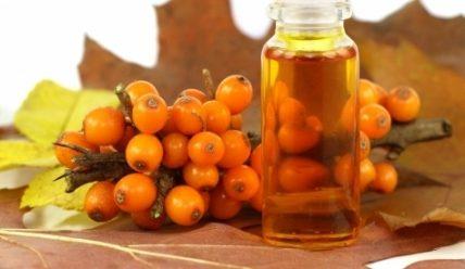 Облепиховое масло для роста волос: правильное использование