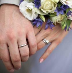 Кольцо обручальное и помолвочное после свадьбы  как носить ebe7f4a0639