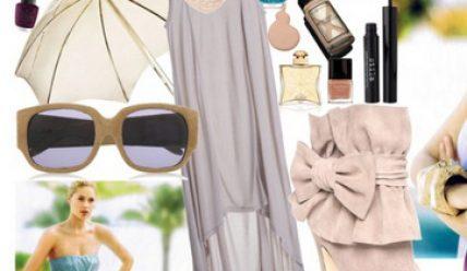 Платья длинные сзади: модели, как подобрать по фигуре